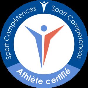 2 nouveaux jurys  et 5 sportifs certifiés Sport Compétences