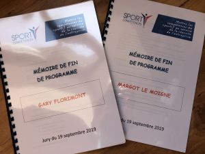 Jury Sport Compétences du 19 Septembre 2019