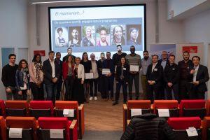 Jury et cérémonie annuelle Sport Compétences