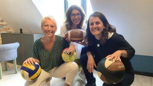 Partenariat Trajectoires Performance pour clarifier le projet du sportif